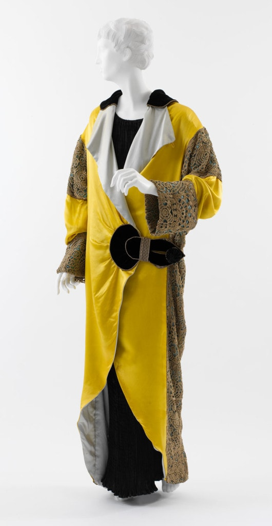 Working Title/Artist: Paul Poiret (French, 1879–1944) Opera Coat, 1912 Department: Costume Institute Culture/Period/Location: HB/TOA Date Code: Working Date: photography by mma, MetImages DP142046.tif retouched by film and media (jnc) 7_16_08